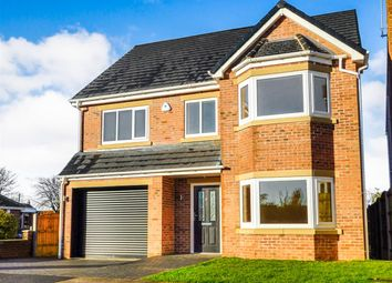 Thumbnail 5 bed detached house for sale in Gateforth Court, Hambleton, Selby