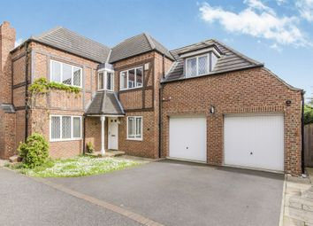 Thumbnail 5 bed detached house for sale in Wicket Drive, Wakefield