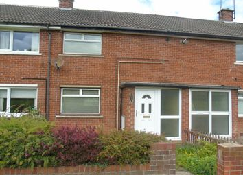 Thumbnail 2 bedroom terraced house for sale in Renwick Walk, Morpeth