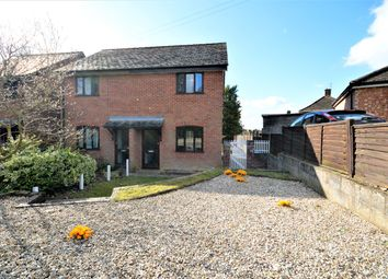 Thumbnail 2 bed semi-detached house for sale in Wilberforce Road, Norwich