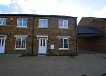 Thumbnail 4 bed semi-detached house for sale in Dragonfly Way, Pineham, Northampton, Northamptonshire