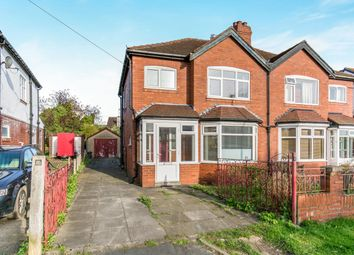 Thumbnail 3 bedroom semi-detached house for sale in Wyncliffe Gardens, Moortown, Leeds