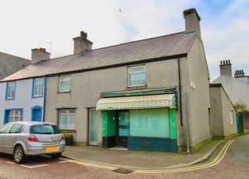 Thumbnail 4 bed end terrace house for sale in High Street, Cemaes Bay
