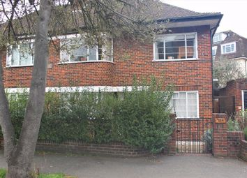 Thumbnail 2 bed flat for sale in St. James's Court, Grove Crescent, Kingston Upon Thames