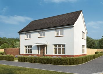 """Thumbnail 3 bedroom detached house for sale in """"Amberley Rvt"""" at Homington Avenue, Coate, Swindon"""