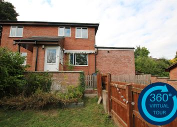 Thumbnail 2 bed terraced house for sale in Plassey Close, Pennsylvania, Exeter