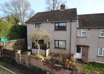 Thumbnail 4 bed end terrace house for sale in The Groesfford, Groesffordd, Brecon