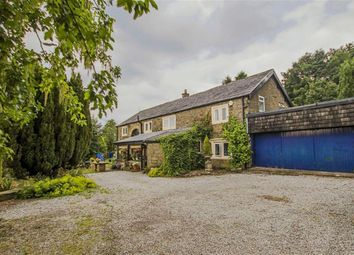 Thumbnail 6 bed farmhouse for sale in Bury Old Road, Bury, Lancashire