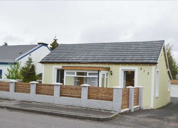 Thumbnail 2 bed bungalow for sale in High Street, Newarthill, Motherwell