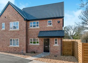 Thumbnail 2 bed semi-detached house for sale in Plot 10 Mill Stone Green, East Wretham, Thetford