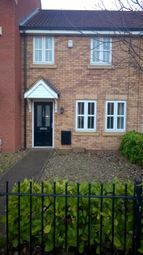 Thumbnail 3 bedroom terraced house to rent in Pools Brook Park, Kingswood, Hull