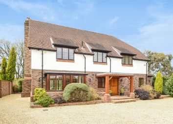 Thumbnail 5 bed detached house for sale in The Street, Capel, Dorking