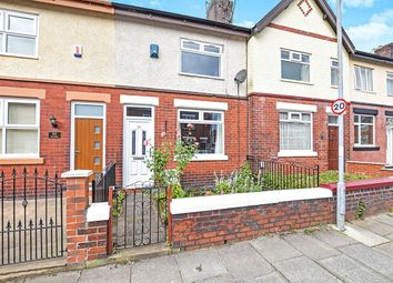 Thumbnail 2 bed terraced house for sale in Lowton Street, Radcliffe, Manchester