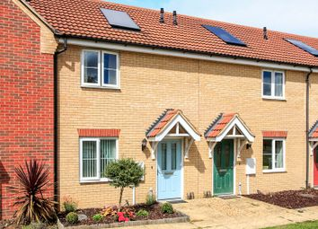 Thumbnail 2 bedroom terraced house for sale in Braeburn Road, Deeping St. James, Peterborough