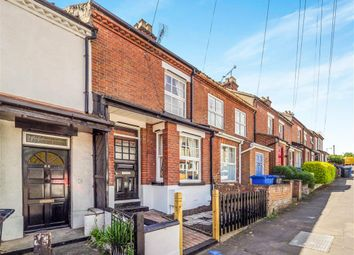 Thumbnail 3 bed terraced house for sale in Avenue Road, Norwich