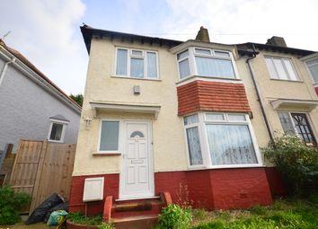 Thumbnail 4 bedroom terraced house to rent in Widdicombe Way, Brighton