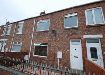 Thumbnail 2 bed terraced house for sale in Half Moon Street, Stakeford, Choppington