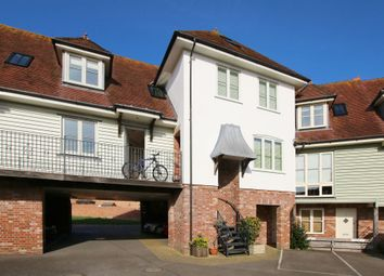 Thumbnail 2 bed flat for sale in Roundhouse Mews, St Thomas' Park, Lymington, Hampshire