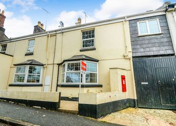 Thumbnail 4 bedroom terraced house for sale in Park Road, Torquay