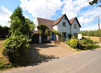 Thumbnail 4 bed semi-detached house for sale in Church Lane, Lydden, Dover