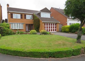 Thumbnail 5 bed detached house to rent in Kirkby Green, Sutton Coldfield