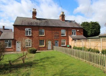 Thumbnail 2 bed cottage to rent in Stretton Court, Stretton Road, Great Glen, Leicester