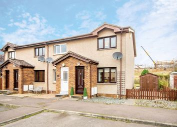 Thumbnail 2 bedroom terraced house for sale in Rose Gardens, Cairneyhill, Dunfermline
