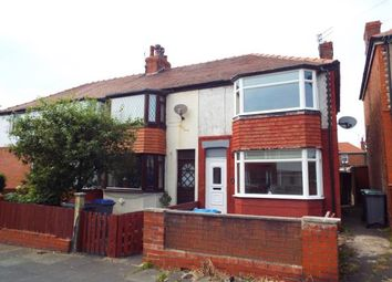 Thumbnail 2 bed terraced house for sale in Highbank Avenue, Blackpool, Lancashire