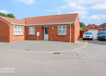 Thumbnail 3 bed detached bungalow for sale in Sunflower Close, Spalding, Lincolnshire