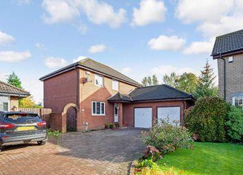 4 bed detached house for sale in Rhindmuir View, Baillieston, Glasgow, Lanarkshire G69