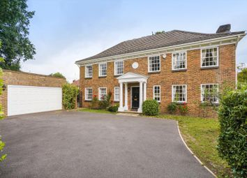 Thumbnail 4 bed terraced house to rent in Burleigh Park, Cobham, Surrey