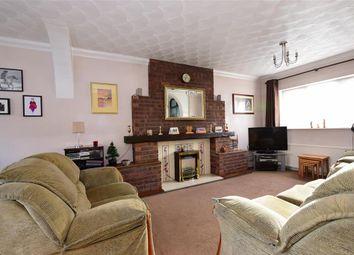 Thumbnail 4 bed detached house for sale in Chestnut Avenue, Walderslade, Chatham, Kent