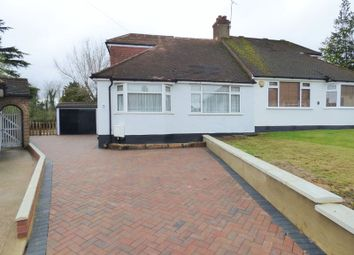 Thumbnail 3 bed semi-detached bungalow for sale in Old Farm Gardens, Swanley