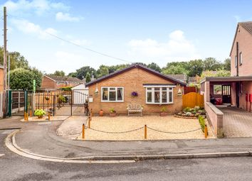 Thumbnail 2 bed detached bungalow for sale in Taupo Drive, Hucknall, Nottingham