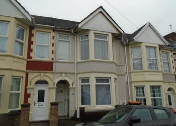 3 bed terraced house for sale in Walmer Road, Newport NP19