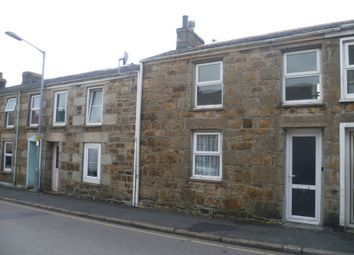 Thumbnail 1 bed terraced house for sale in Union Street, Camborne