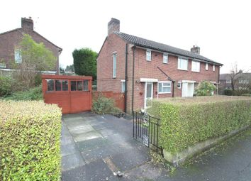 Thumbnail 3 bed semi-detached house for sale in Lynmouth Close, Biddulph, Stoke-On-Trent