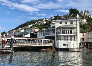 Thumbnail 2 bed flat for sale in The Square, Kingswear, Dartmouth, Devon