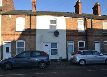 Thumbnail 2 bed terraced house for sale in Cromwell Road, Newark