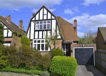 Thumbnail Detached house for sale in Tudor Drive, Otford, Sevenoaks, Kent