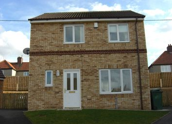 Thumbnail 3 bed detached house to rent in Vincent's Court, Wheatley Hill, Durham