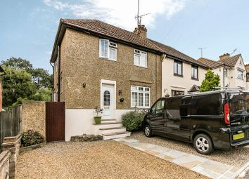 Thumbnail 3 bed semi-detached house for sale in Foxearth Road, Selsdon, South Croydon