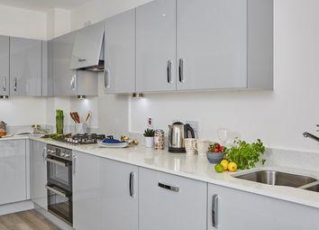 Thumbnail 1 bed flat for sale in Hertsmere Mews, Shenley Road, Borehamwood, Hertfordshire
