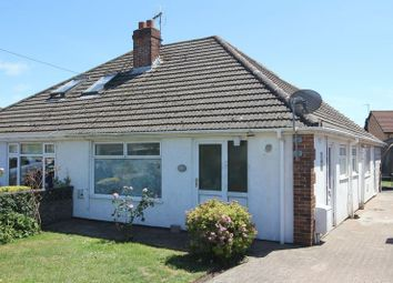 Thumbnail 3 bed semi-detached bungalow for sale in St. Johns View, St. Athan, Barry