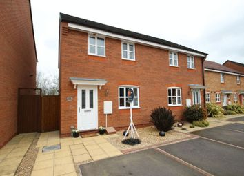 Thumbnail 3 bedroom semi-detached house for sale in Great Row View, Wolstanton, Newcastle-Under-Lyme