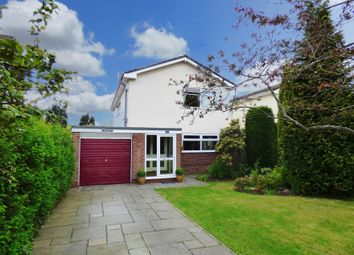 Thumbnail 4 bedroom detached house for sale in Andrew Lane, High Lane, Stockport, Cheshire