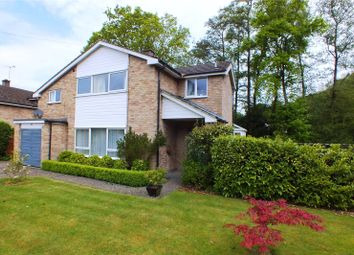 Thumbnail 5 bed detached house for sale in Sycamore Crescent, Church Crookham, Fleet