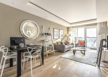 Thumbnail 1 bed flat for sale in Parr's Way, London