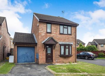 Thumbnail 3 bed detached house for sale in Lineacre Close, Grange Park, Swindon, Wiltshire