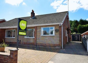 Thumbnail 2 bedroom semi-detached bungalow for sale in Ramsey Avenue, Fulwood, Preston